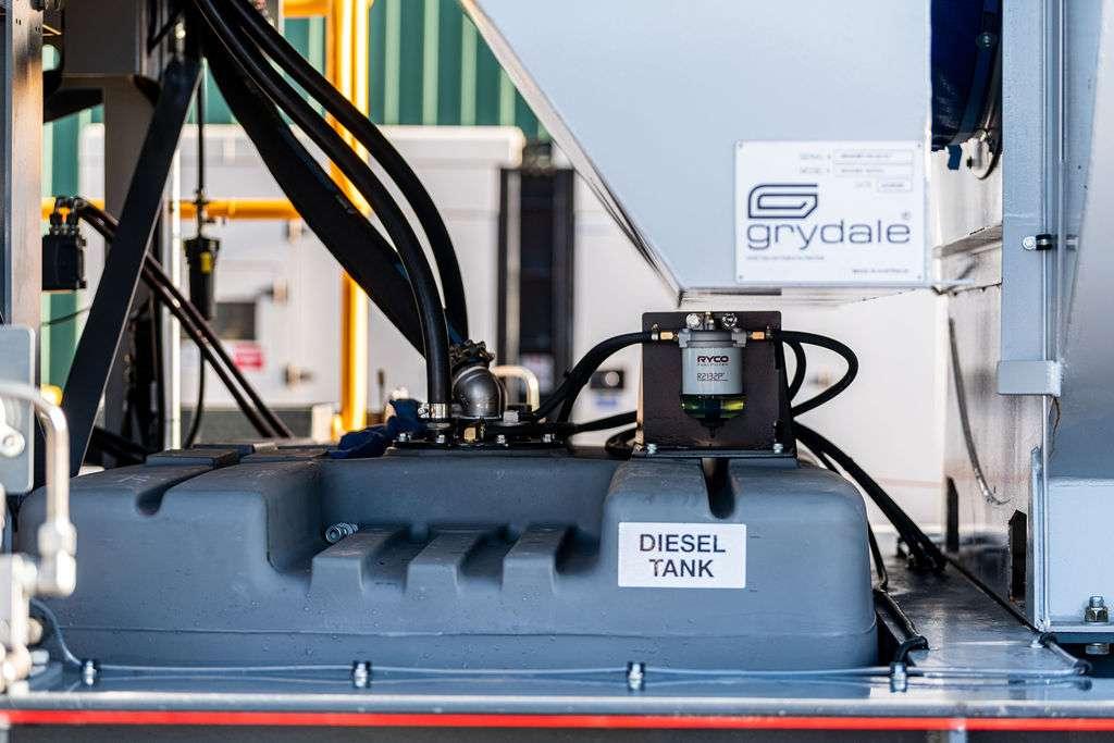 JMS-50-MDT - Twin Diesel Fuel Tanks